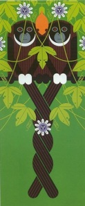 """Love on a Limb,"" by Charley Harper"