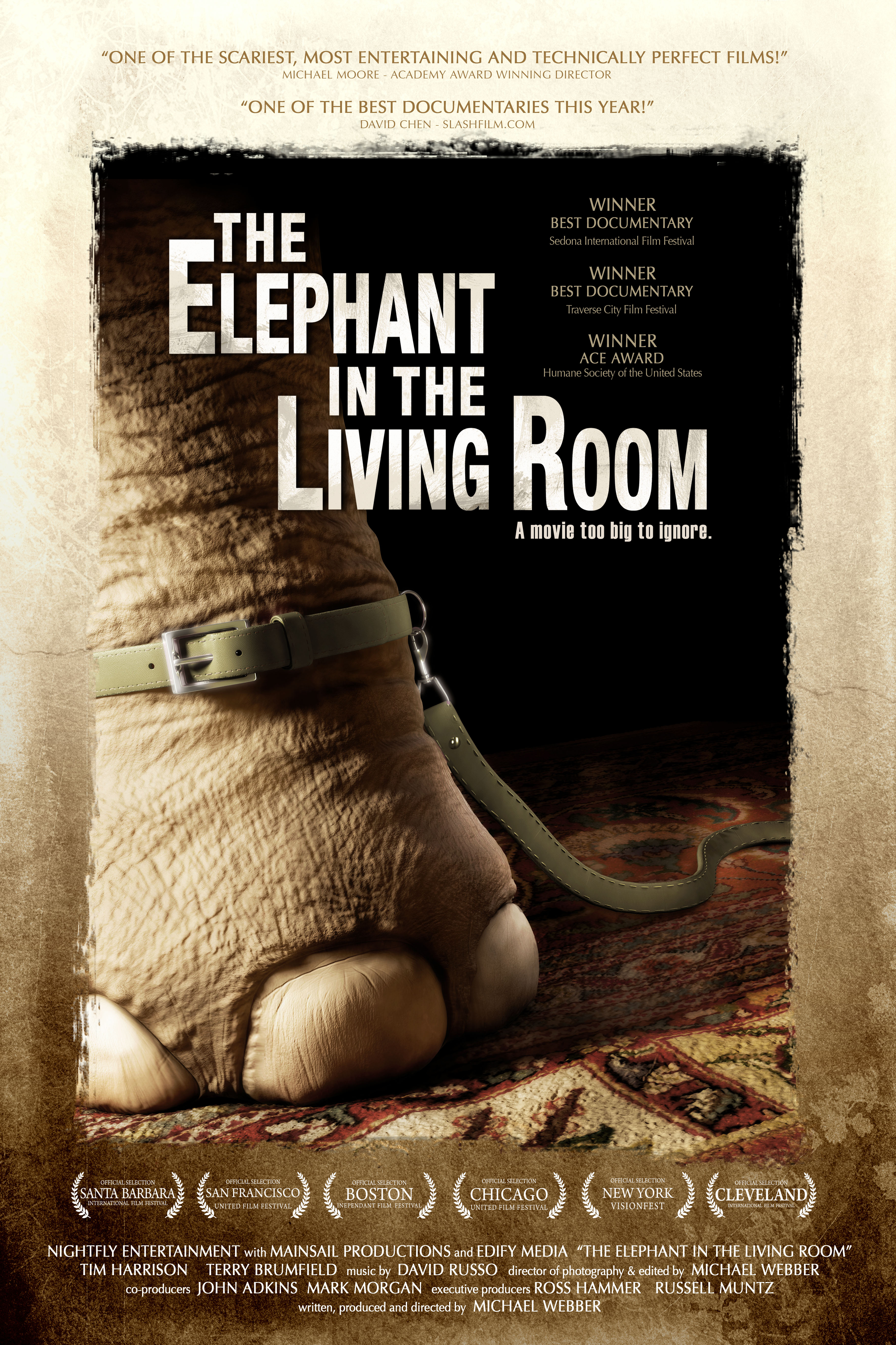 Watch The Elephant In The Living Room Best Elephant 2017